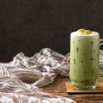 Es Cincau Green Tea