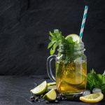Es Green Tea Lemon