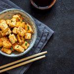 Temani Waktu Santai dengan Kudapan Tofu Goreng Saus Thai