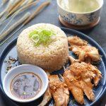 Bikin Nasi Hainan dengan Rice Cooker. Mudah dan Praktis!