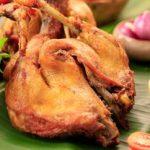 Ayam Goreng Sasando Khas Nusa Tenggara Timur