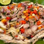 Ayam Suwir Sambal Matah