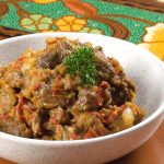 Inspirasi Menu Makan Siang Keluarga, Rabeg Daging Khas Banten